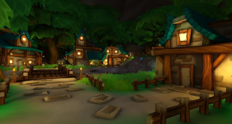 Oaken Village 1