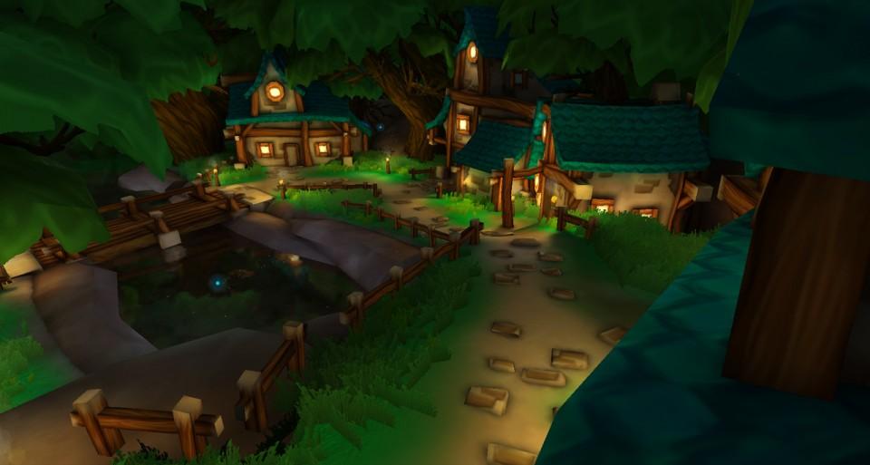 Oaken Village 2