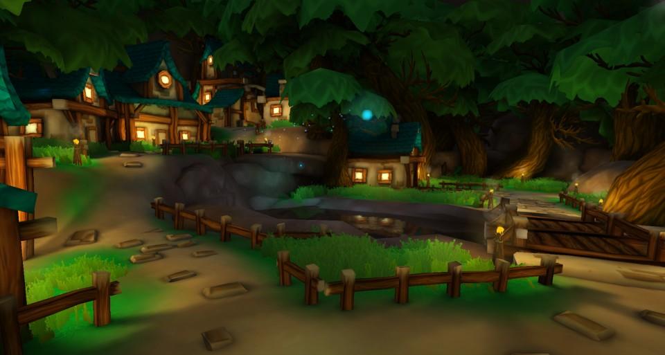 Oaken Village 4