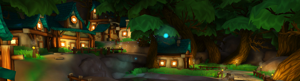Oaken Village Header
